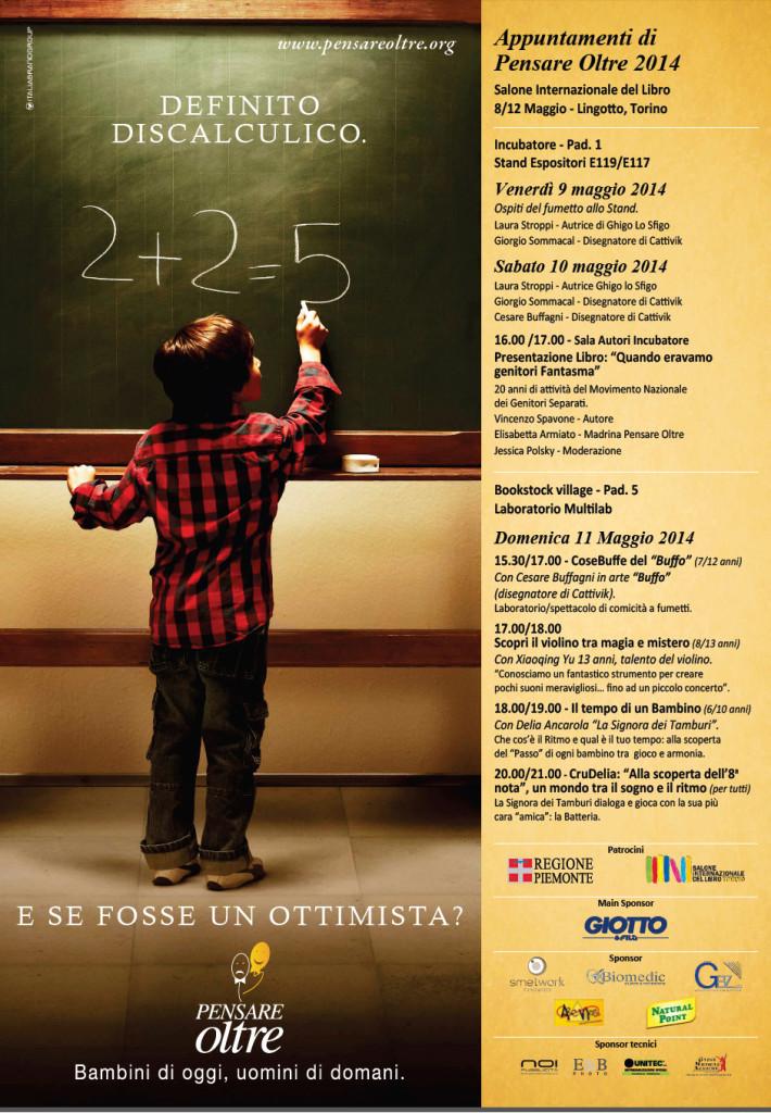 Mnifesto Programma Salone Libro 2014